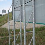 MTSZ - Útépítés acélszerkezetei, utcabútorok